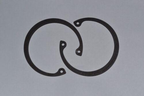 Acciaio 12mm graffe circolari interne graffa circolare DIN472 Pacco da 2