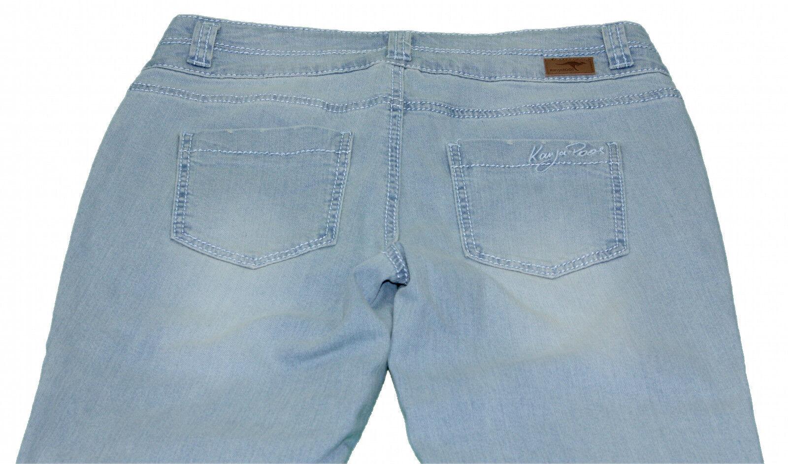 KangaROOS Damen Jeans, Stiefelcut, 5 5 5 Taschen, Größe 40, 42, NEU | Spielen Sie das Beste  | New Listing  | Exquisite Verarbeitung  | Creative  | Realistisch  15625d