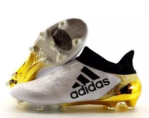 special section uk cheap sale official shop NWT ADIDAS X16+ PURECHAOS FG Soccer Cleats - Limited Edition ...