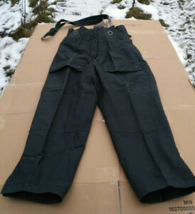 Pants-Trousers-Aircraft-Air-Force-Uniform-50s-60s-Size-52-2-Russian-Soviet-Army