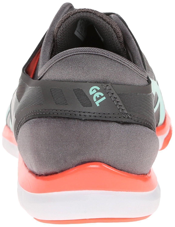 Nib Asics Gel-Fit Nova S466N-7764 Chaussure D'EntraîneHommes D'EntraîneHommes D'EntraîneHommes t Gris/ the/Corail 134681