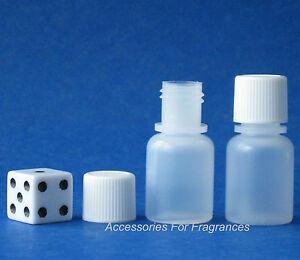 Mini-Plastic-Bottles-7ml-1-4oz-Sample-Size-For-Lotion-amp-Oil-Decanting-Bottles