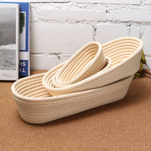 Hot Bread Banneton Brotform Dough Basket Rising Multi-Size Rattan Bread Proofing
