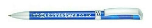 Cheapest on  from UK PRINTED PENS 50 Personalised Promotional Palmero pens