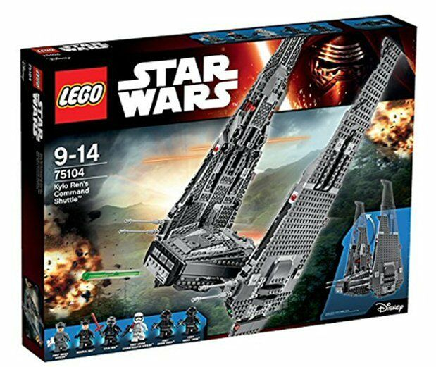 LEGO Star Wars 75104 - Kylo Ren's Command Shuttle ™ NEU & OVP