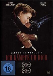Ich kämpfe um Dich - 1945 von Alfred Hitchcock [DVD] - NEU