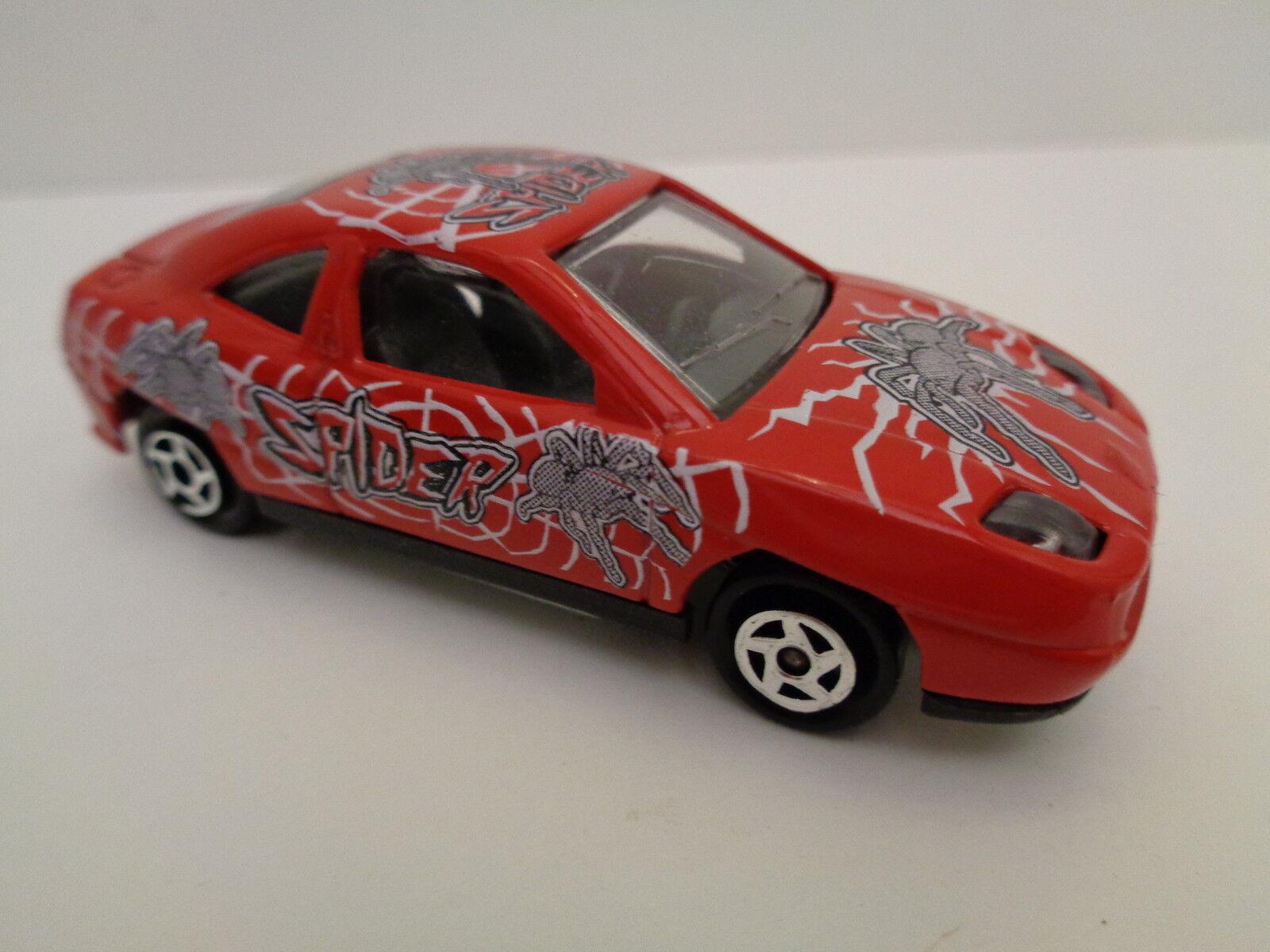 FIAT COUPE Spider 1 58 MAJORETTE S 200 Nº 201 02 1 58 80 il 90 ans il