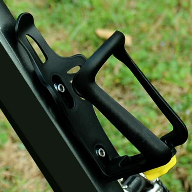 1PCS Metal Riding Bicycle Outdoor Bike Water Bottle Cage Holder Rack Bracket New