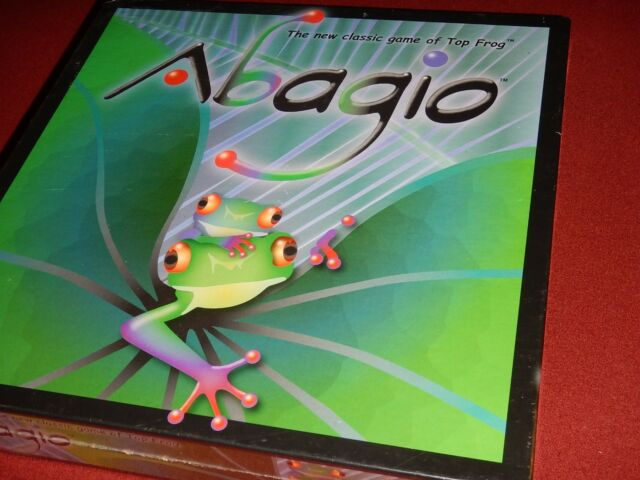 The New Classic Game of Top Frog! Abagio