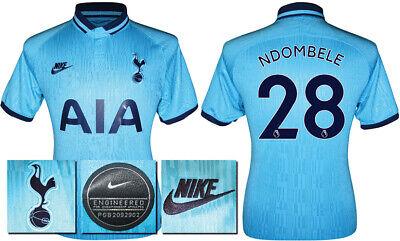 Ndombele 28 19 20 Nike Tottenham Third Shirt Adults Ebay