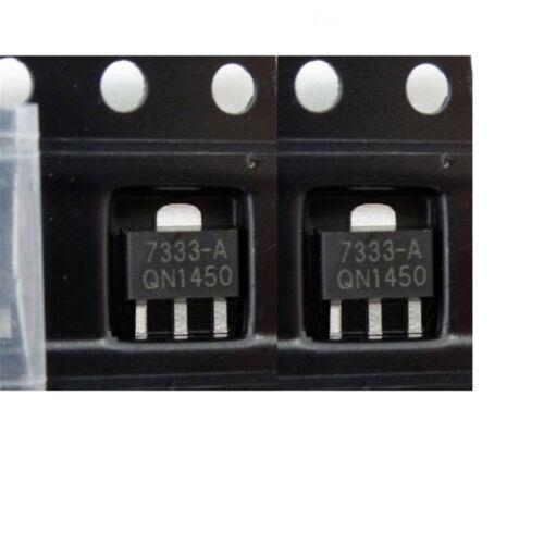 10PCS HT7333-A HT7333 3.3V SOT-89 Low Power Verbrauch LDO Voltage Regulator