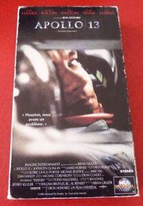 VHS-Movie-Apollo-13-Version-Francaise-Tom-Hanks-Kevin-Bacon