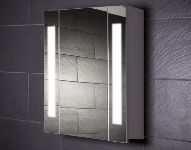 60 Cm Spiegelschrank Curve60 Spiegel Badezimmerschrank Beleuchtung