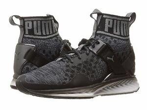 Men s Shoes PUMA Ignite evoKNIT Fade Training Sneakers 189895-01 ... e06264c68