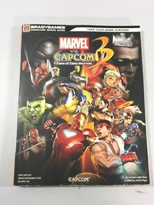 Marvel-Vs-Capcom-3-Fate-Of-Two-Wirlds-Brady-Games-Signature-Series-Guide-Book