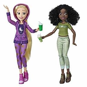 Disney Princess Ralph su Internet Movie Breaks Bambole, Rapunzel e Tiana Bambole