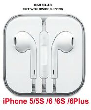 High Performance Earphones EarBuds for Apple iPhone 4, 5, 6 Headphones With Mic