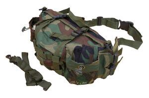 Army Combat Travel Utility Travel Waist Bum Bag Holster Money Belt US Cargo New