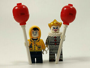 Ghost Mini Figures NEW UK Seller Fits Major Brand Blocks Bricks