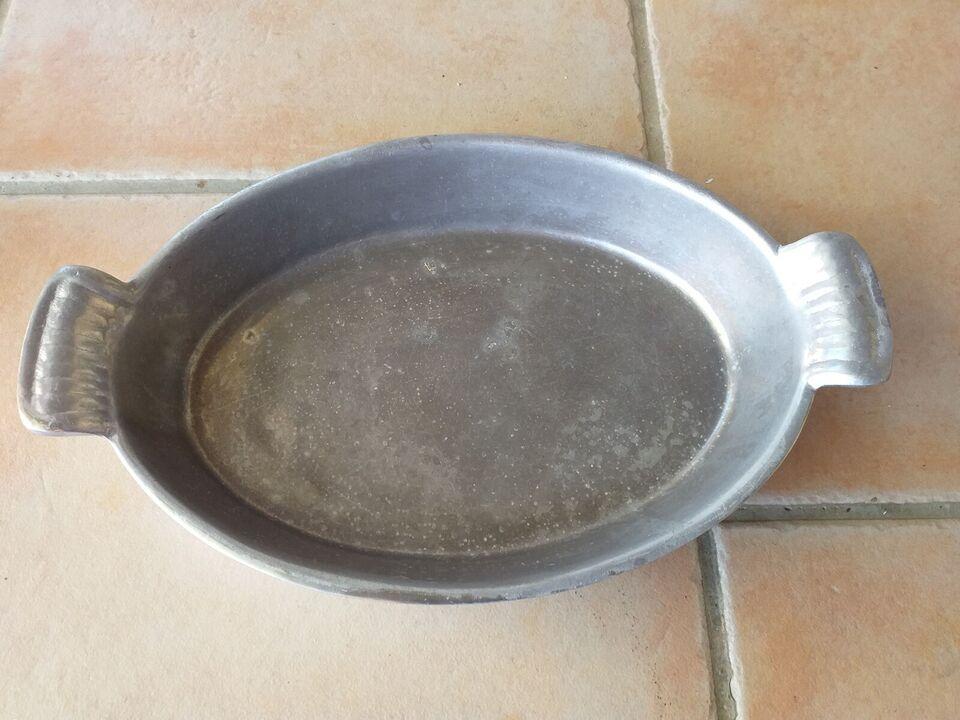 Fad / skål, Tin / aluminium