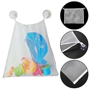 Baby-Bath-Bathtub-Toy-Mesh-Net-Storage-Bag-Organizer-Holder-Shower-Bathroom