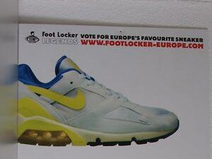 Footlocker Display Set 2001 Campaign