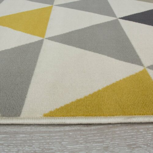 Geometric Living Room Rugs Small, Gray And Yellow Rugs For Living Room