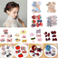 5PCS-Kawaii-Kids-Baby-Girl-Hair-Clips-Bowknot-Heart-Crown-Headwear-Hairpins-Gift thumbnail 1