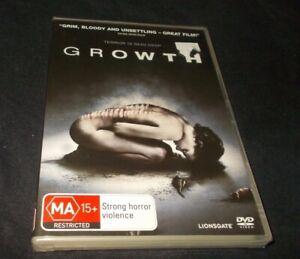 Growth-DVD-Brand-New-amp-Sealed-Region-4-2009