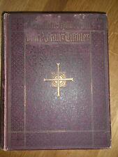 Illustriertes Hausbuch für christliche Familien Franz Tischler 5. Aufl.