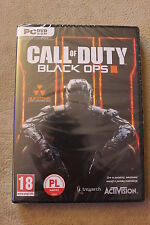 GRA PC DVD CALL OF DUTY BLACK OPS 3 III PL PO POLSKU POLSKA WERSJA NOWA
