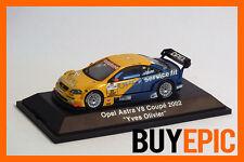 Schuco 04806 Opel Astra V8 Coupe DTM 2002, Olivier #19, Modellauto 1:43, OVP