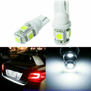 Xenon-White-T10-168-2825-5-SMD-LED-Interior-Map-Dome-Trunk-License-Plate-Light