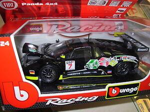 BURAGO-RACING-1-24-AUTO-DIE-CAST-LAMBORGHINI-MURCIELAGO-GT-ART-18-28001