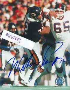 18fb60b9653 Image is loading William-Perry-1985-Chicago-Bears-Autographed-Signed-8x10-