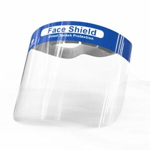Protezione Prevenire Saliva nella Occhi Trasparente per il viso parastarnuti