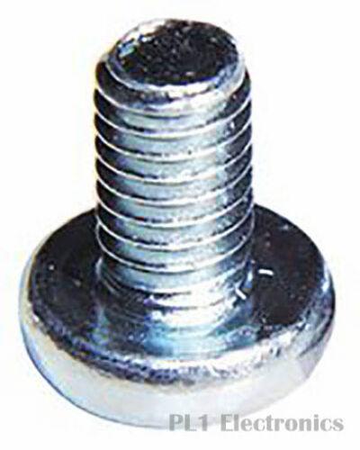 6mm m2.5 acciaio Ettinger 01.51.221 Vite Pan testa Torx
