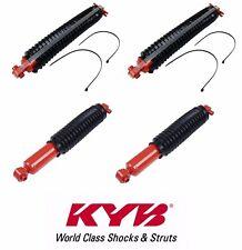 KYB 4 MonoMax Super Duty Shocks GMC Sierra Pickup Chevrolet K2500 4WD 88 to 98