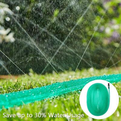 Flat Flexible Garden Lawn Sprinkler