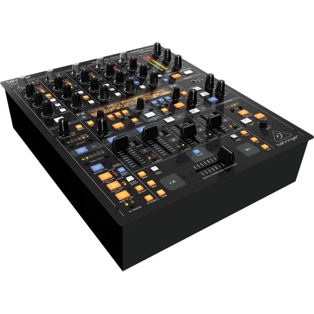 BEHRINGER DDM4000 MIXER DIGITALE 5 CANALI MIDI CON CAMPIONATORE ED EFFETTI