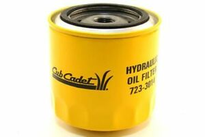 Details about New Cub Cadet Hydraulic Oil Filter 723-3014 / 923-3014