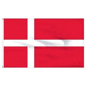 3x5-Denmark-Danish-European-Flag-3-039-x5-039-Banner-Grommets-fade-resistant-outdoor