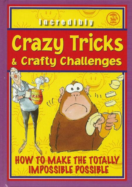 Sandy Ransford: Crazy Tricks & Crafty Challenges **TOP**