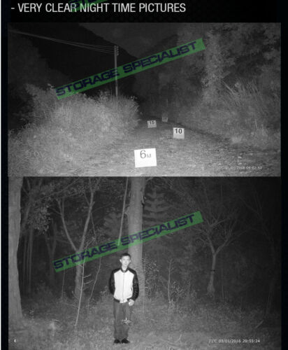 Home Security Camera 1080 Trail Scout Hunting Home Wireless System No Spy Hidden