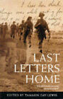 Last Letters Home by Tamasin Day-Lewis (Paperback, 1995)