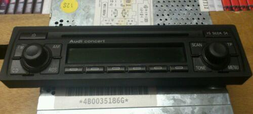 Audi A2 A3 A4 A6 Radio Concert 2 Tasten Restaurations Set