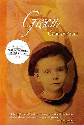 Gwen: A Young Adult Novel, Pogue, Carolyn, New Book