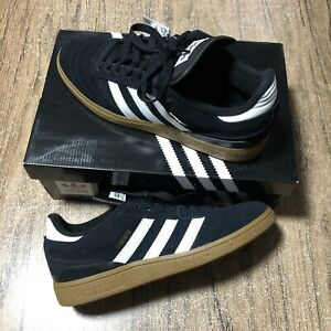 Frágil campana Residente  Adidas Originals Busenitz Black Gum G48060 Men's Skate Shoe Size 10.5 NEW  IN BOX | eBay
