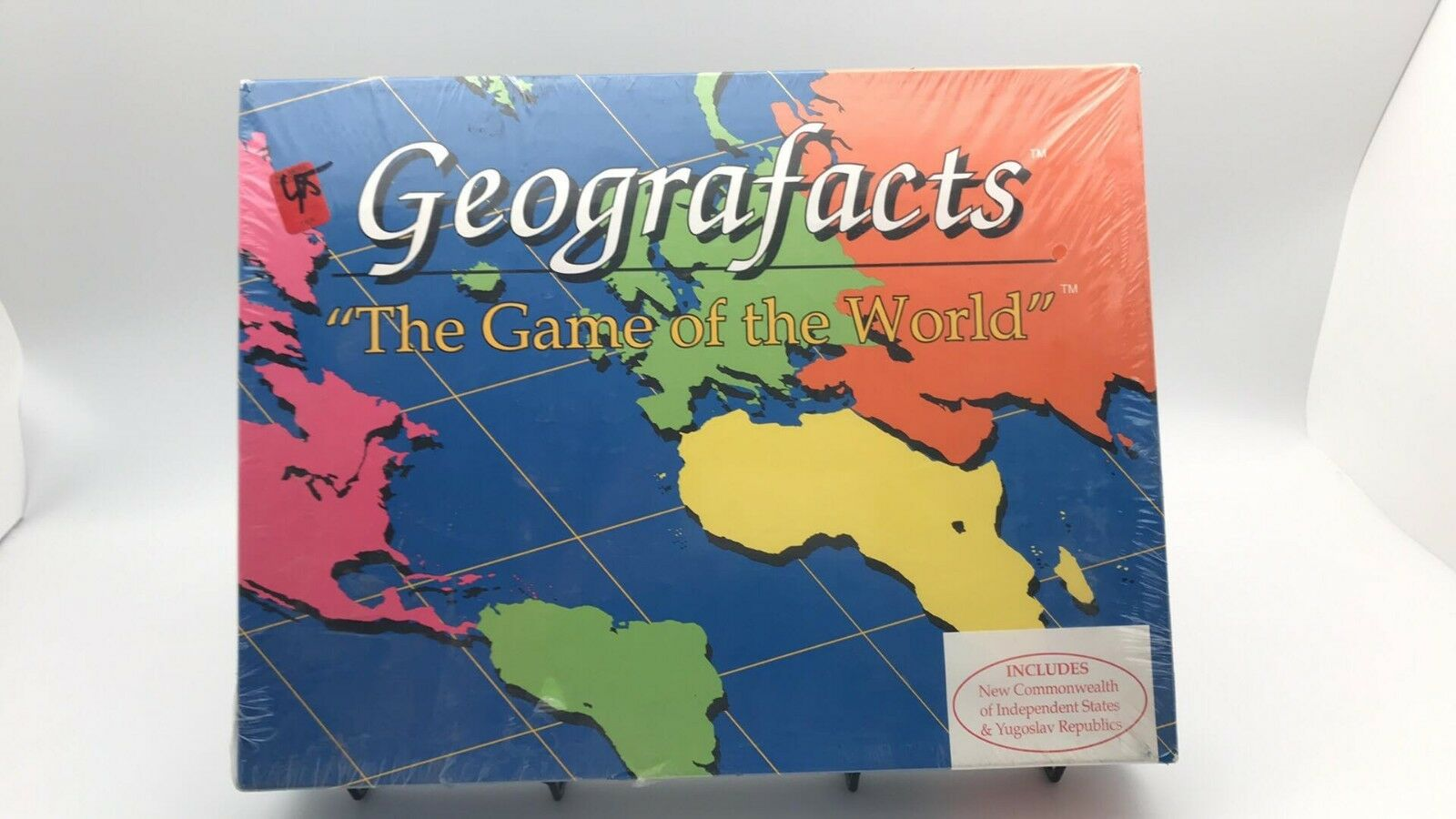 Geografacts The Game of the World TOY