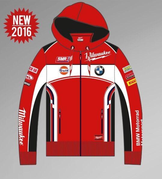 Official Milwuakee BMW  Team Hooded Sweatshirt.